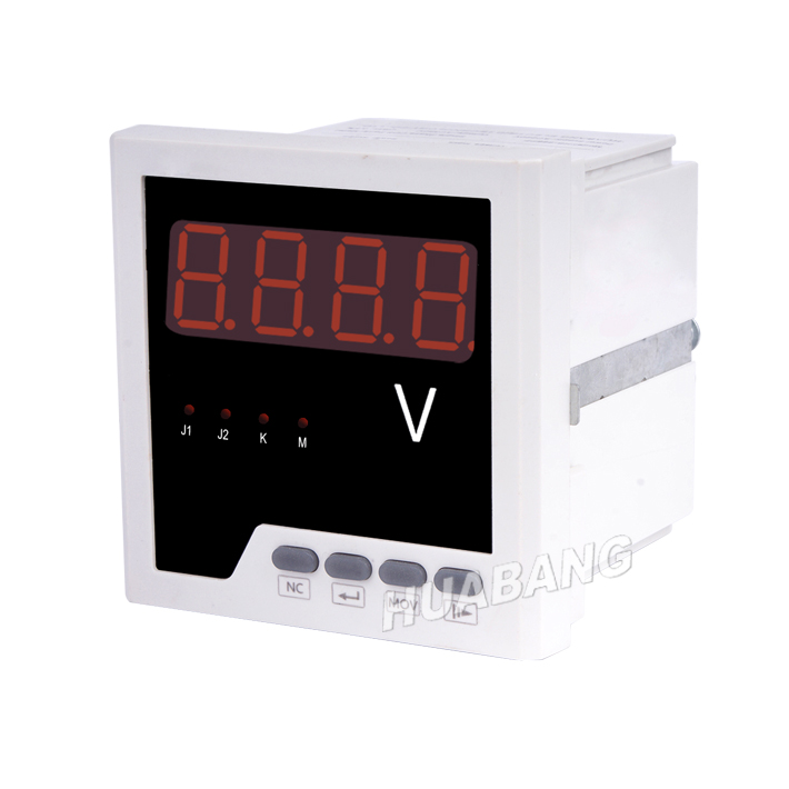 Single Phase Voltage Panel Meter -1