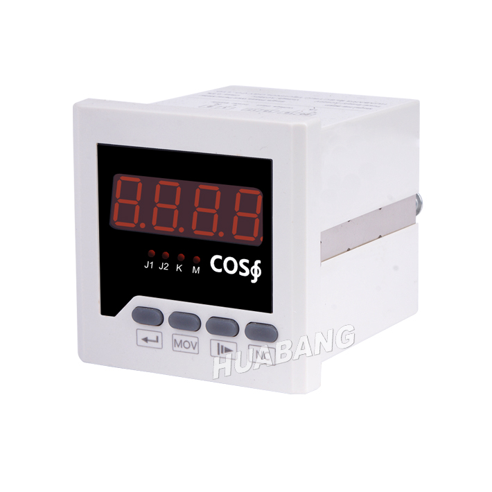 Power Factor Digital Panel Meter -1