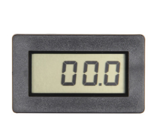 DC PM438 3 1/2 LCD Digital Panel Voltage Meter-1